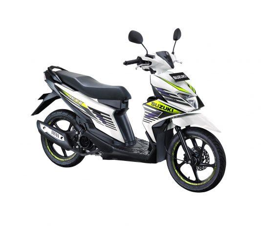 Target Suzuki Nex II