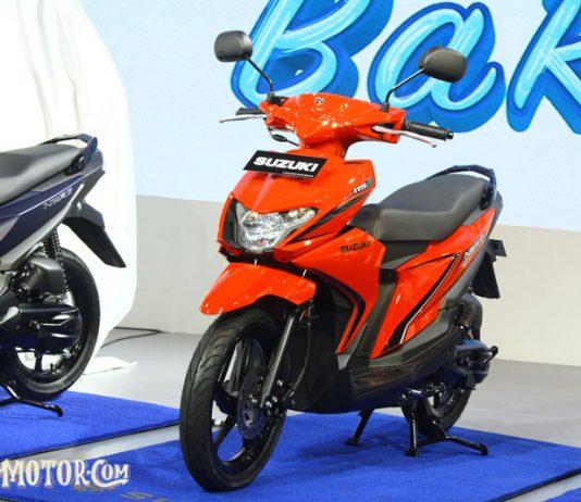 Suzuki Nex II