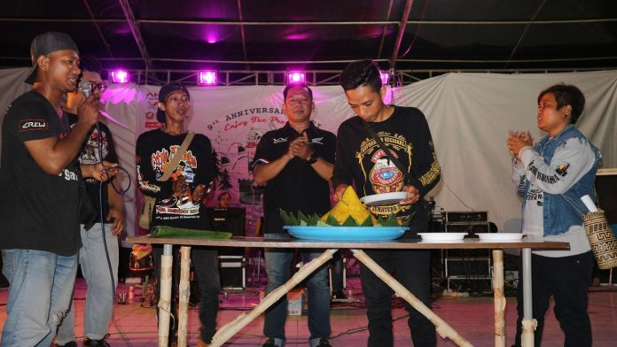 Honda BeAT Club Indonesia 9 Tahun