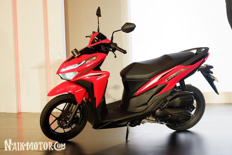 Target Jualan Honda Vario 125 Dan 150 Cuma 1 Juta Unit