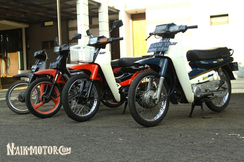 Retro Cub Return Pesona Yamaha Alfa Yang Kini Dicari Cari