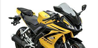 Yamaha R15 Baru