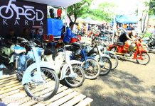Moped Jakarta