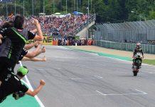 Race 1 WorldSBK 2018 Imola
