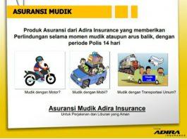 Asuransi Mudik Motor