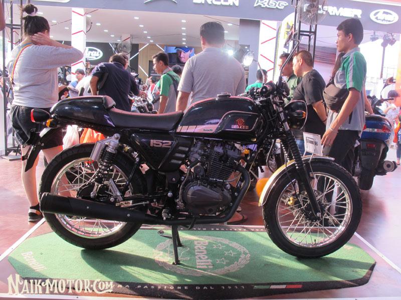 Benelli Motobi 152