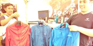 Zoleka Riding Jacket Keluarga