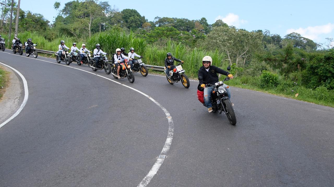 Indonesia Rider Quest 2018