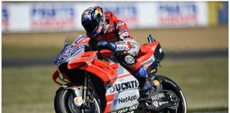 Dovizioso Memperpanjang Kontrak Bersama Ducati Hingga 2020