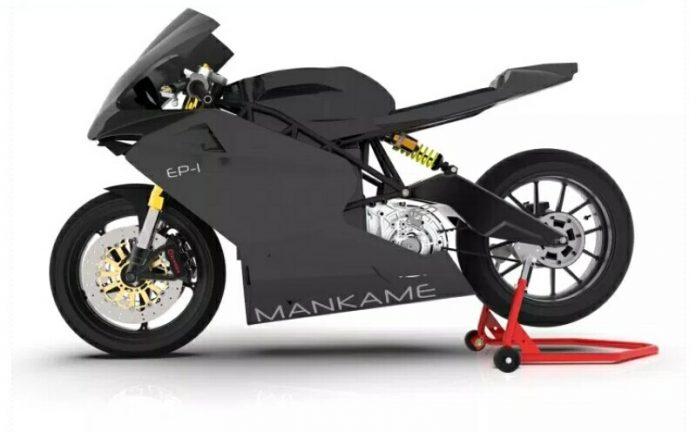 Motor Listrik yang Mampu Menempuh Jarak 500 KM