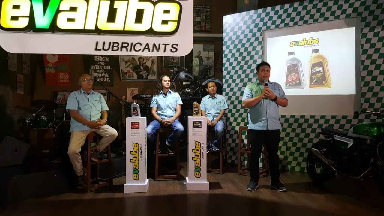 Evalube rilis dua produk baru