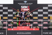 Race 2 WorldSBK 2018 Donington