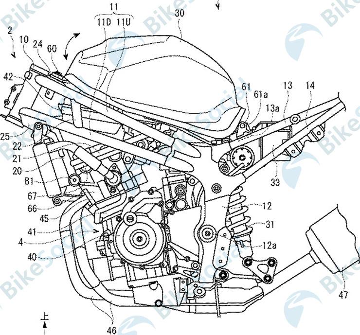 Suzuki GSX-R300