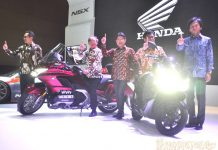 Honda Gold Wing 2018 Sudah Terjual 21