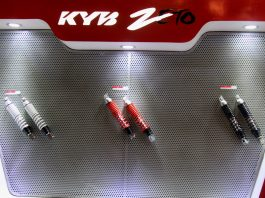 shock absorber KYB