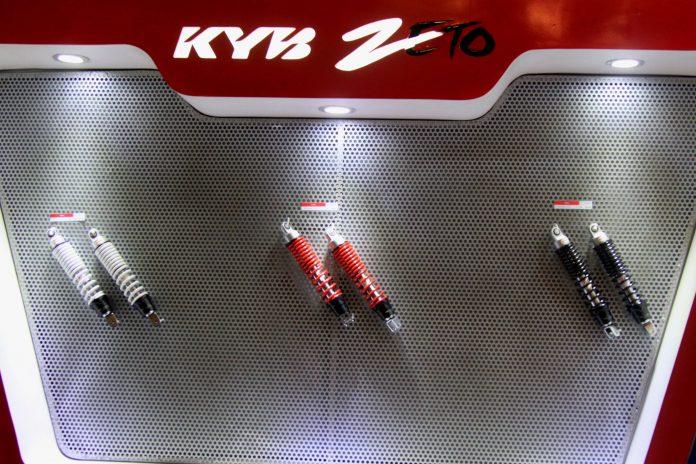 shock absorber KYB