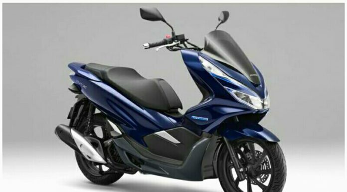 PCX Hybrid di Dealer Wing