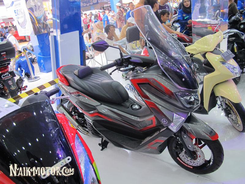 Yamaha Nmax Cargloss Limited Edition