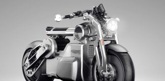 motor listrik art deco