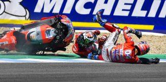 Tenggat Waktu Dovizioso Sampai MotoGP 2018 Mugello