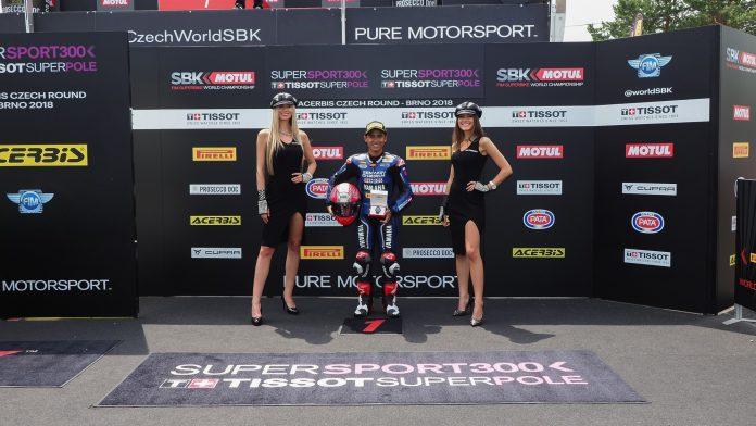 Superpole WorldSSP300 2018 Brno