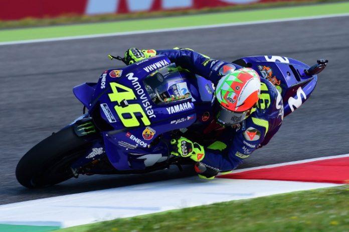 Pole Position di QTT MotoGP Mugello