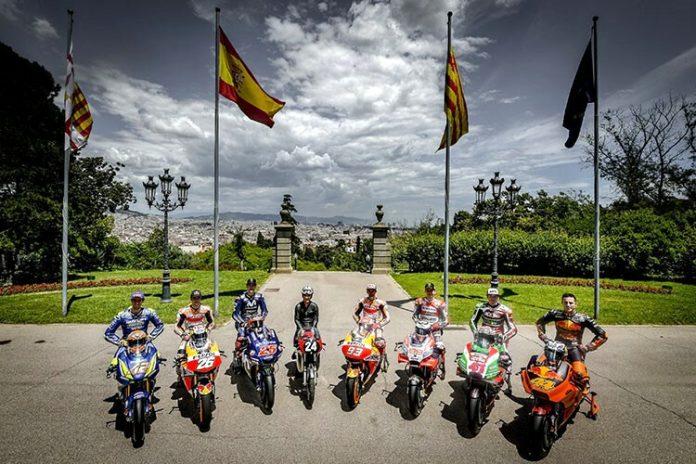 Sebelum MotoGP 2018 Catalunya