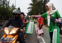 Komunitas Byson Jakarta Exploride Gelar Bakti Sosial