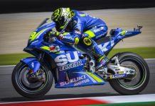 Hari pertama FP MotoGP 2018 Mugello
