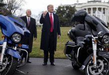 Pabrik Harley-Davidson di Amerika