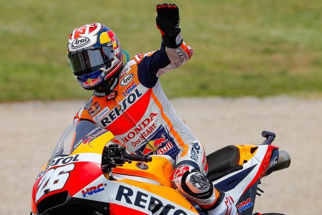 Pedrosa Menjadi MotoGP Legends