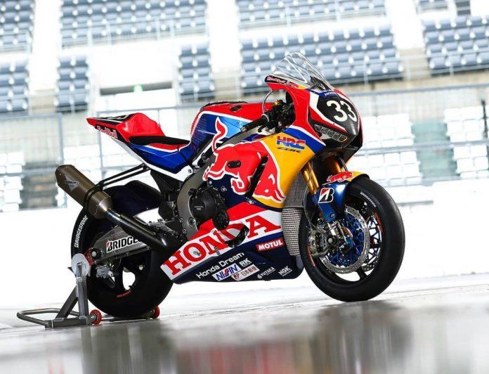 Tes Honda Suzuka 8 Hours 2018