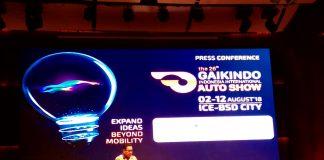 GIIAS 2018 akan Diikuti 11 APM Sepeda Motor