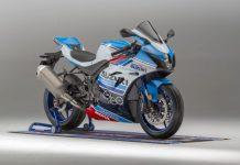 Suzuki GSX-R1000R Team Classic