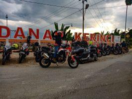 Wahana Honda BigBike Tour de Andalas 2018