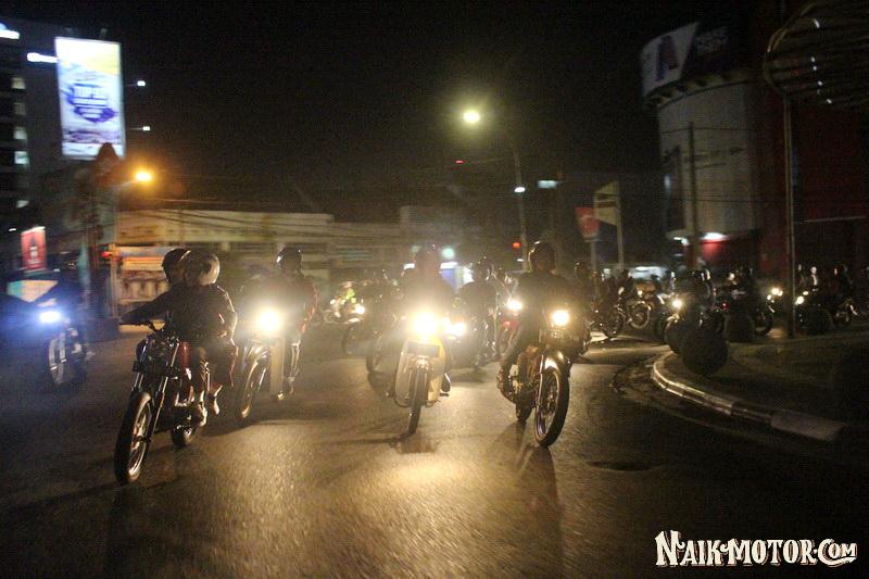 1200 Motor Ramaikan Lebar Run 2018 Street Demon Indonesia