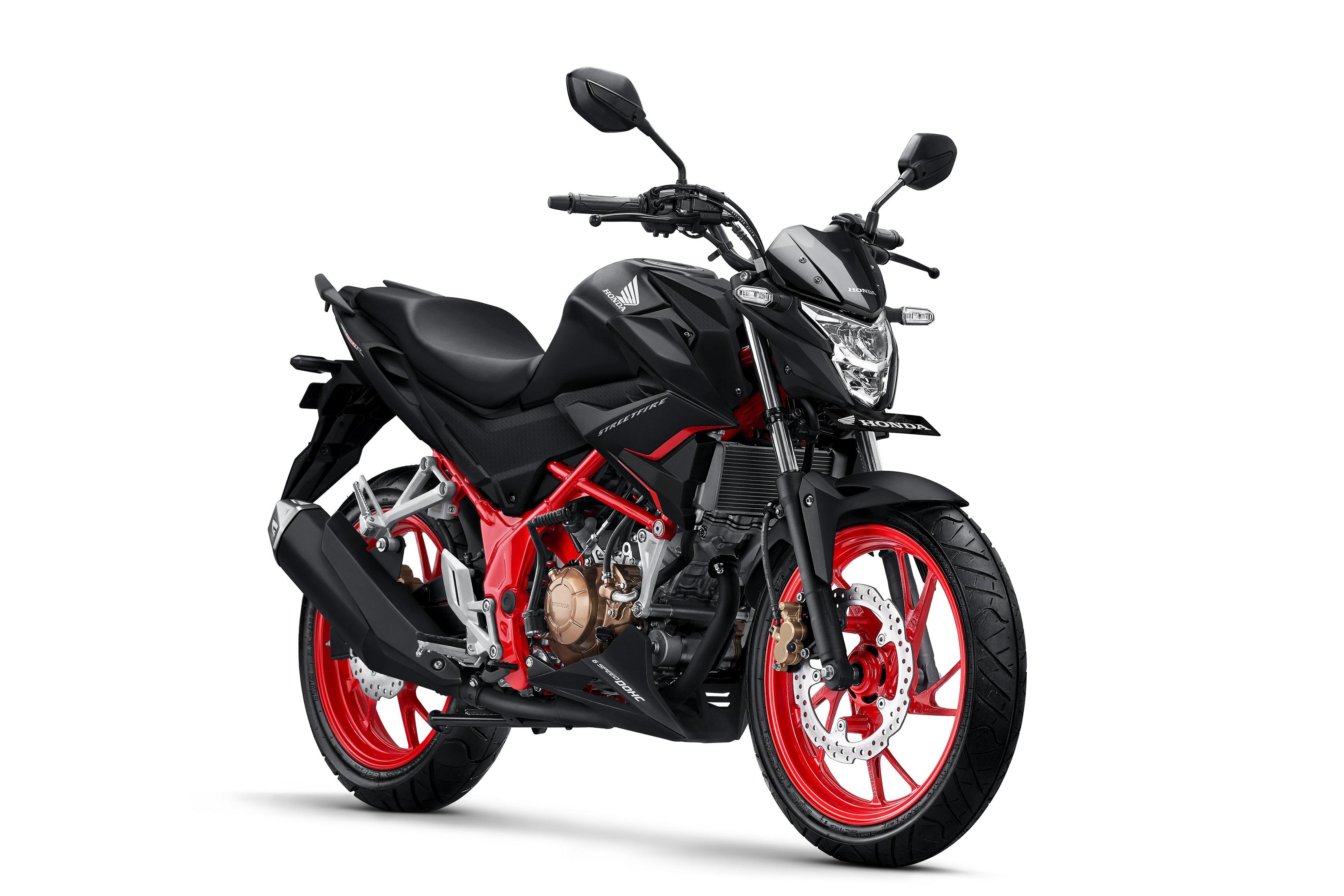 Tampilan Baru New Honda CB150R StreetFire & New Honda CBR250RR