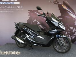 Honda PCX Hyibrid 150