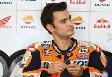Pedrosa di MotoGP