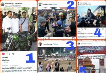Pemenang Instagram Photo Contest Oto Bursa Tumplek Blek 2018