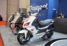 Peugeot Speedfight 125 R-Cup