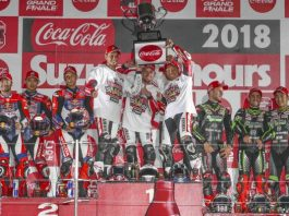 Yamaha Factory Racing Team Juara Suzuka 8 Hours 2018