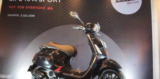 Vespa Sprint Carbon Edition