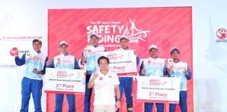 Wahana Juarai Astra Honda Safety Riding Instructor