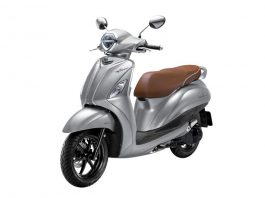 All New Yamaha Grand Filano Hybrid ABS