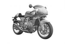 Honda CBX 6 Silinder