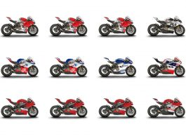 12 Panigale V4 Livery Khusus