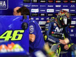 Rossi Minta Test Team