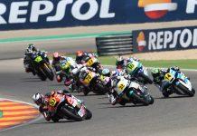 FIM CEV Moto2 2018 Aragon