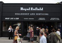 Royal Enfield Pasarkan 74 Ribu Lebih